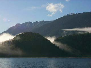 Lodging available year round inside Olympic National Park